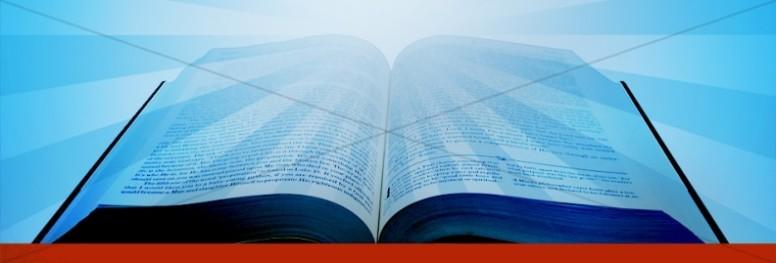 The Open Bible Website Banner