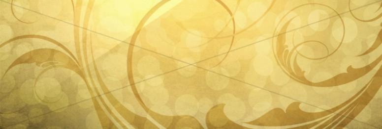Classic Swirls Website Banner