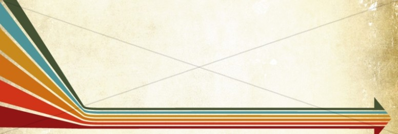 Colored Arrow Website Banner