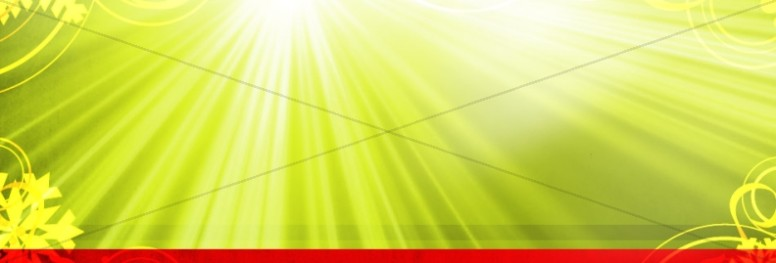 Green Light Website Banner