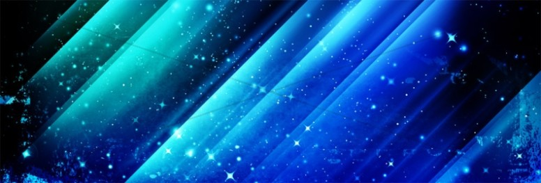 Blue Light Website Banner