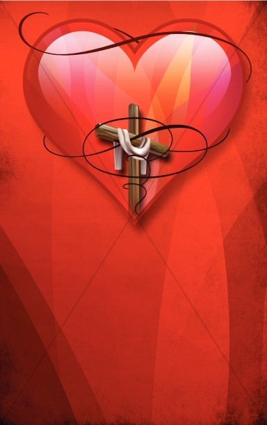 God's Love Valentine Bulletin