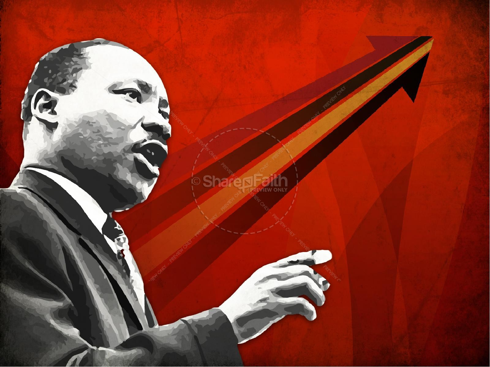 Martin Luther King Jr. PowerPoint
