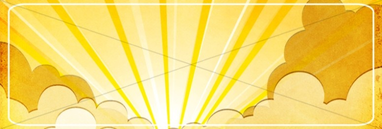 Morning Rays Website Banner