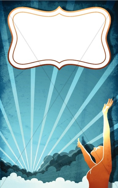 Worship Bulletin Template