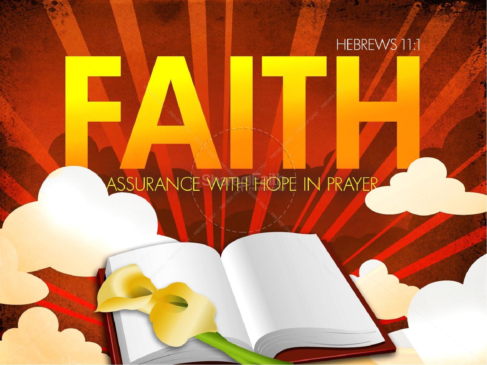Faith PowerPoint | slide 1