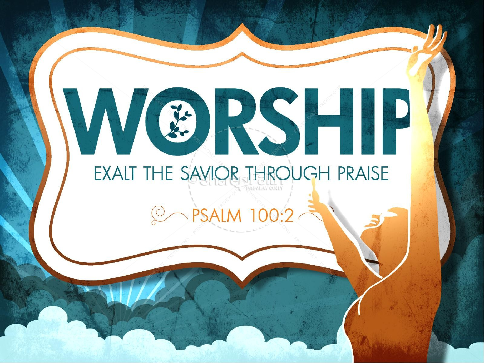 Worship PowerPoint Church Template