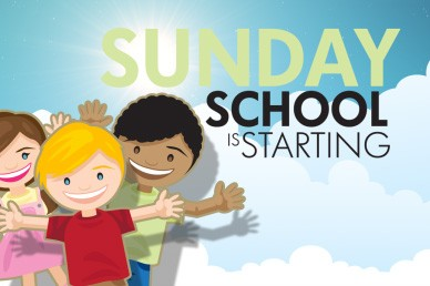 Sunday School Video Loop