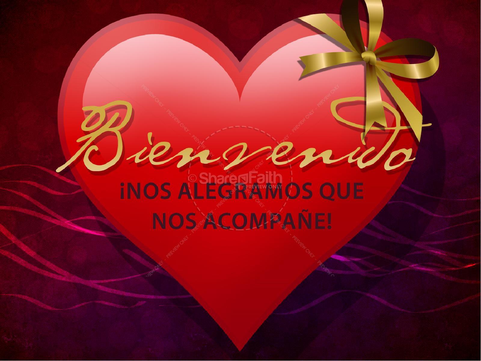 Su Regalo de Amor PowerPoint | slide 2