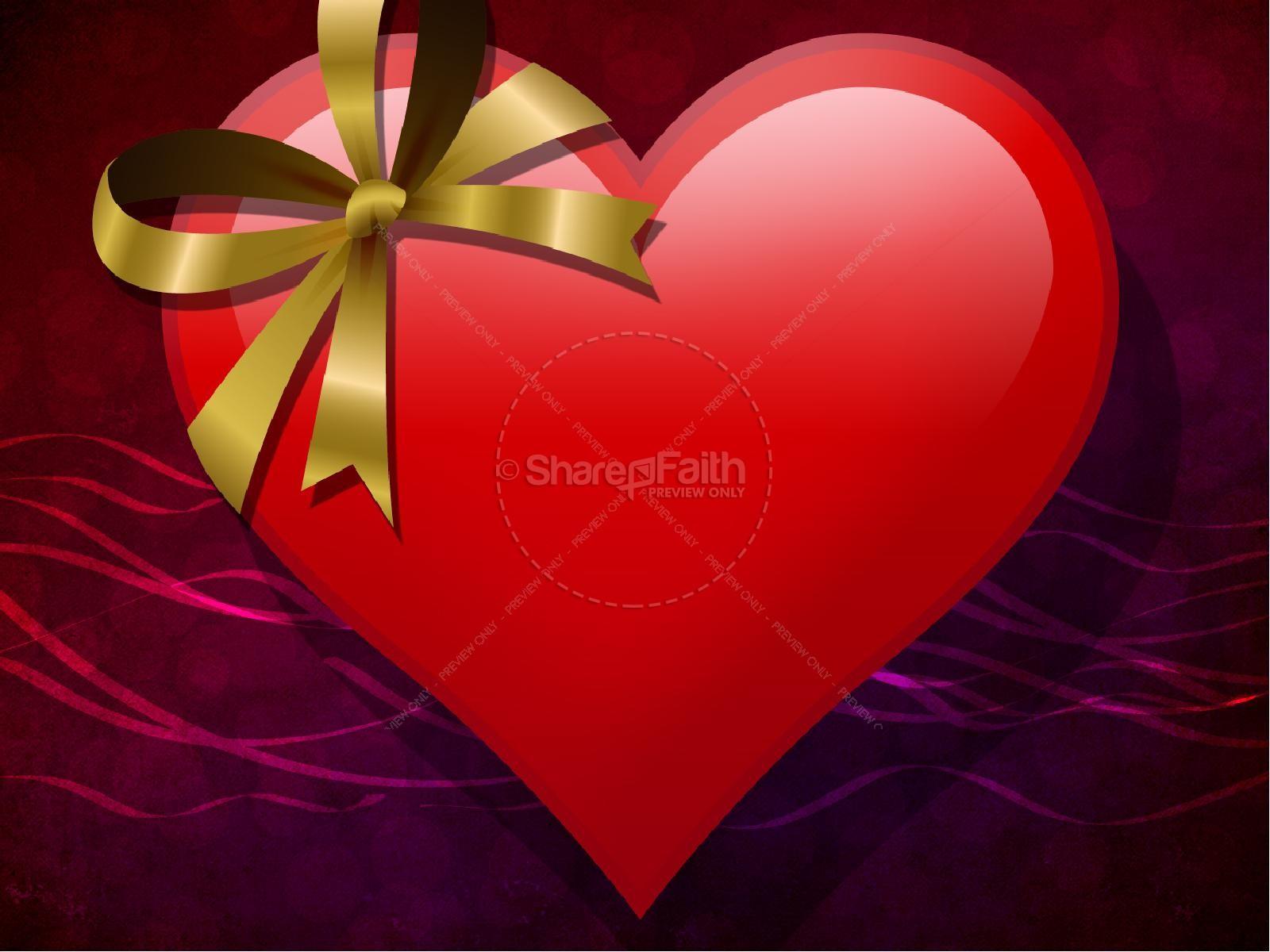 Su Regalo de Amor PowerPoint | slide 4