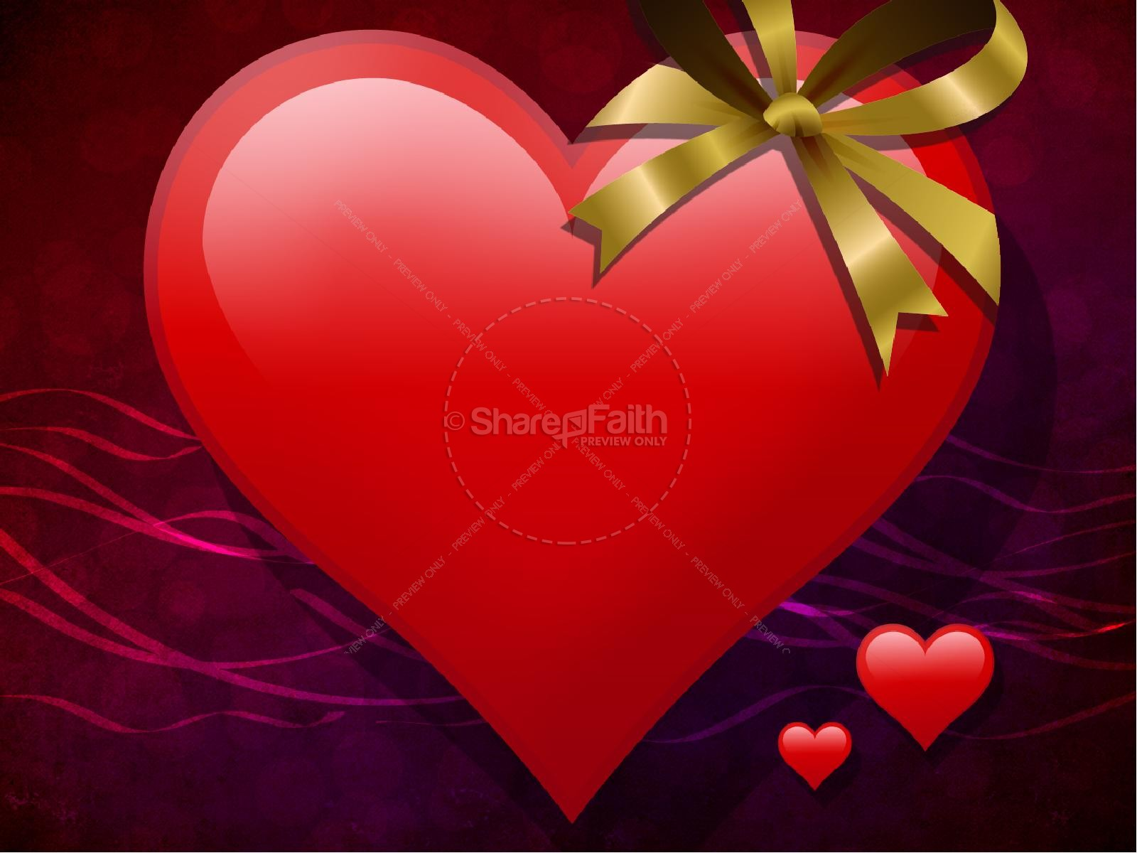 Su Regalo de Amor PowerPoint | slide 6