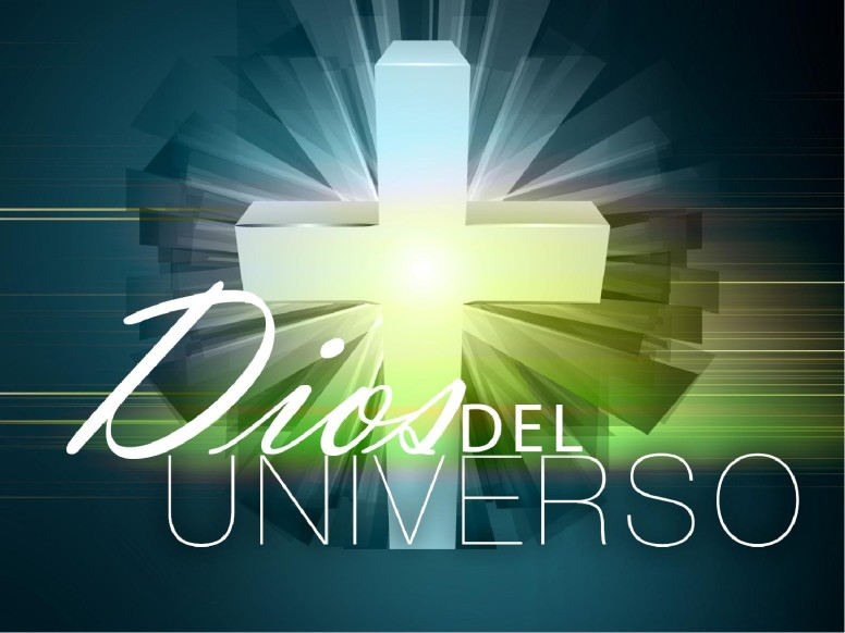 Dios Del Universo PowerPoint