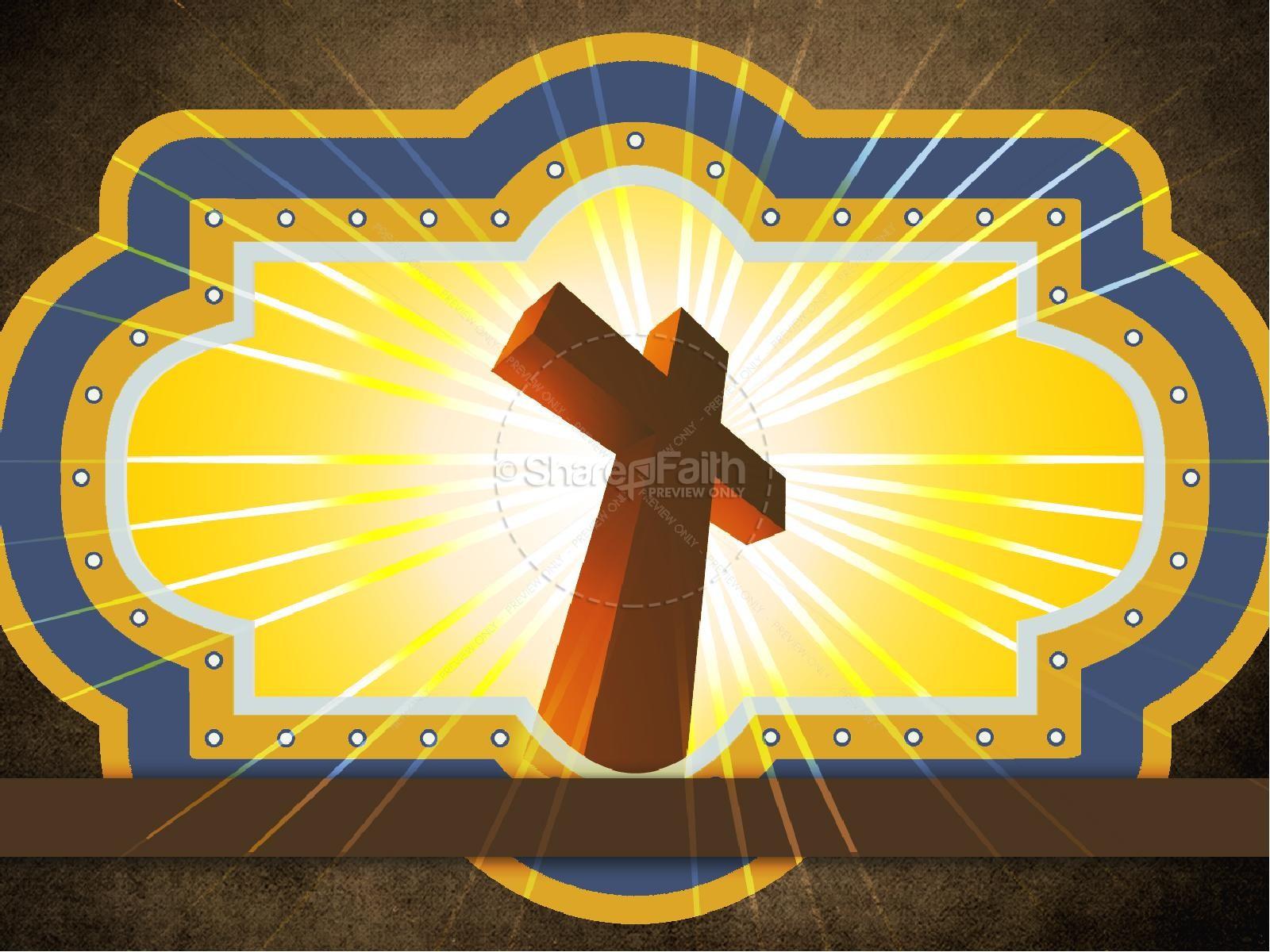 Semana de Oracion PowerPoint | slide 4