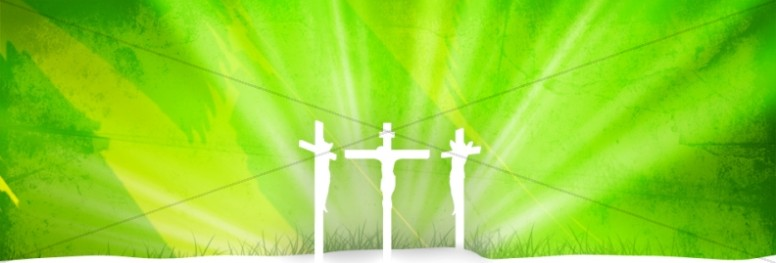 Three Crosses Website Banner