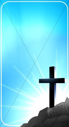 Blue Sky Cross Website Sidebar