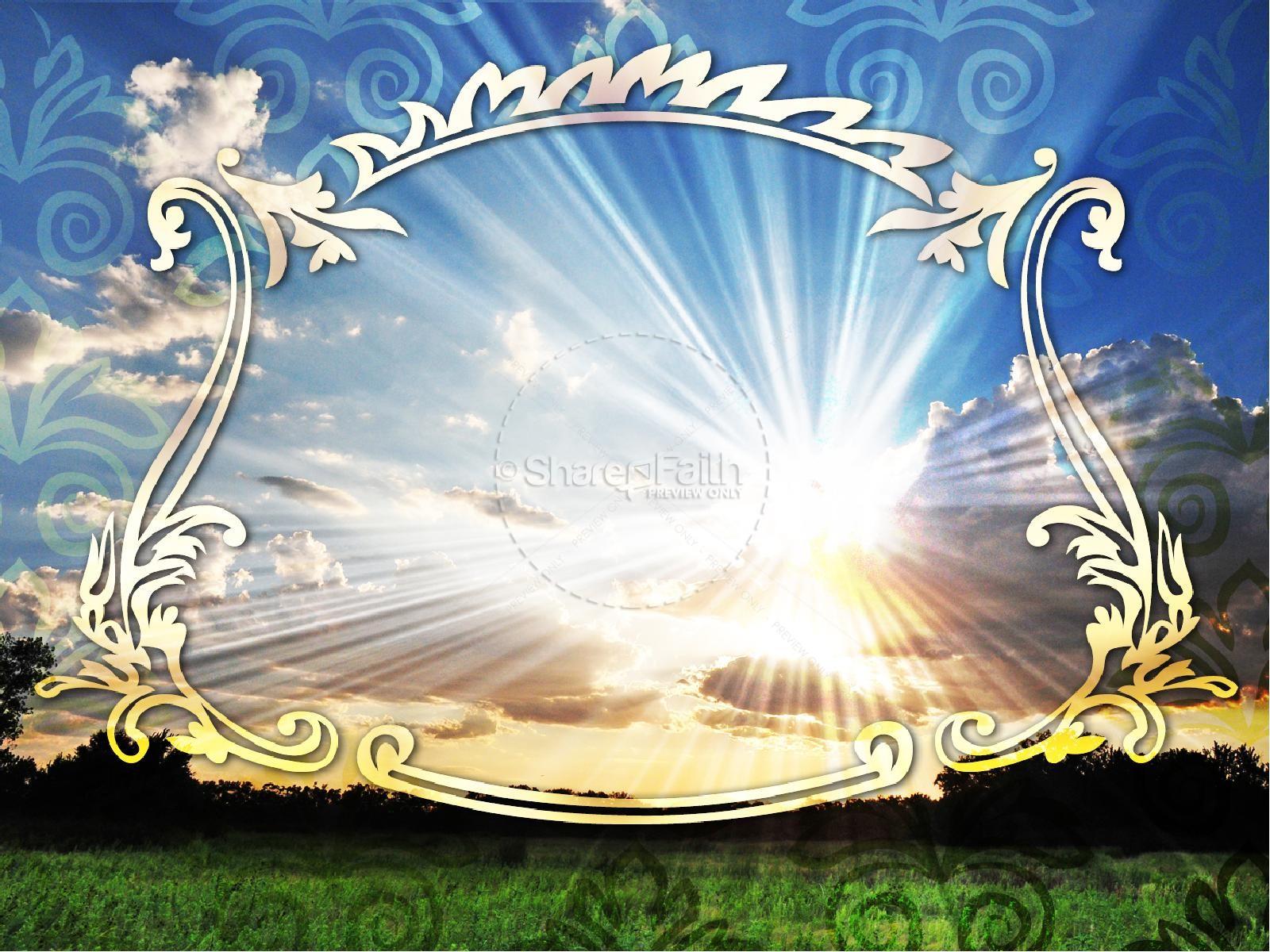 Morning Prayer Powerpoint