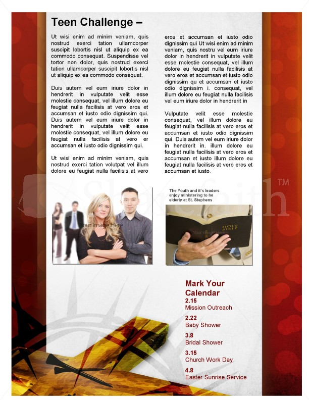 Grace Church Newsletter