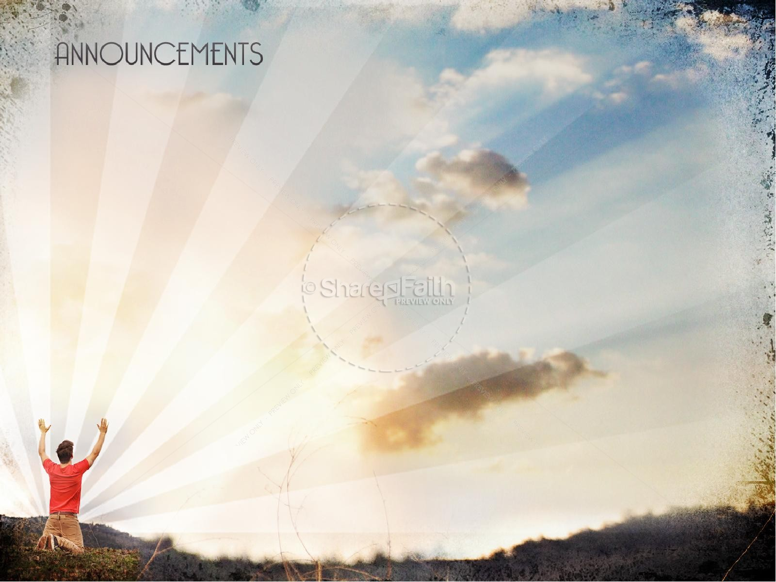 Exalted Easter PowerPoint Sermon | slide 4