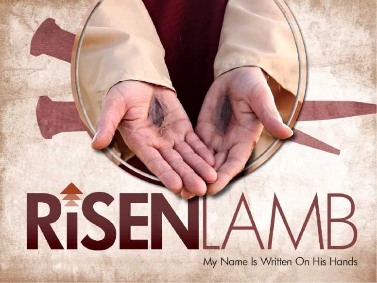 Risen Lamb Easter PowerPoint For Church