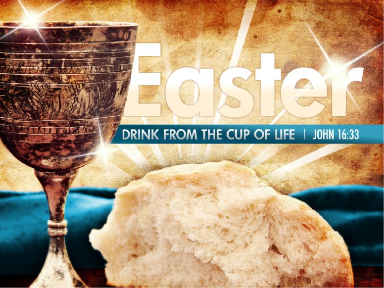 Communion Easter PowerPoint Graphics