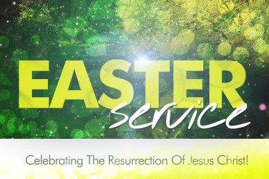 Easter Service Video Loop