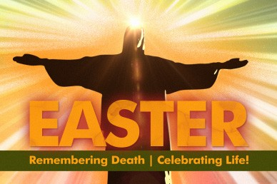Easter Church Welcome Video Loop