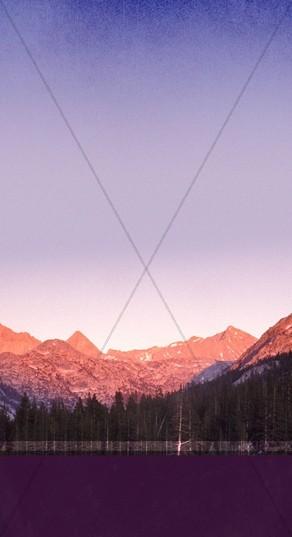 Mountains Website Sidebar