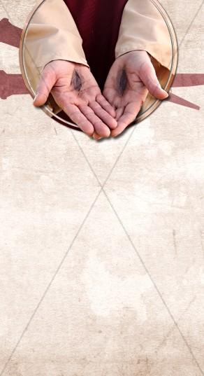 Wounded Hands Website Sidebar