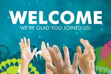 Hands Welcome Video