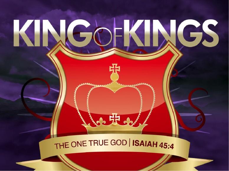 King of Kings PowerPoint