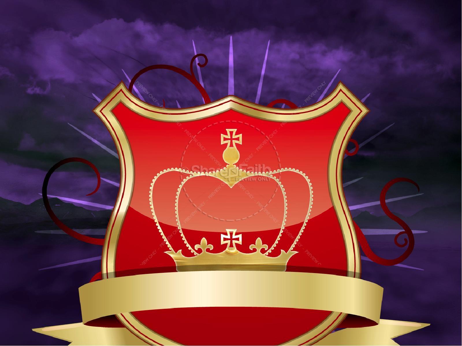 King of Kings PowerPoint | slide 6