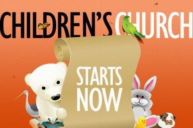 Children's Church Video