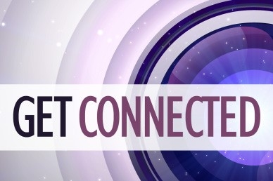 Get Connected Video Splash Screen