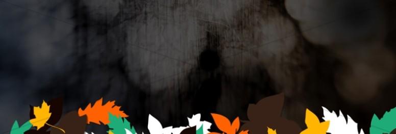 Leaves Web Banner