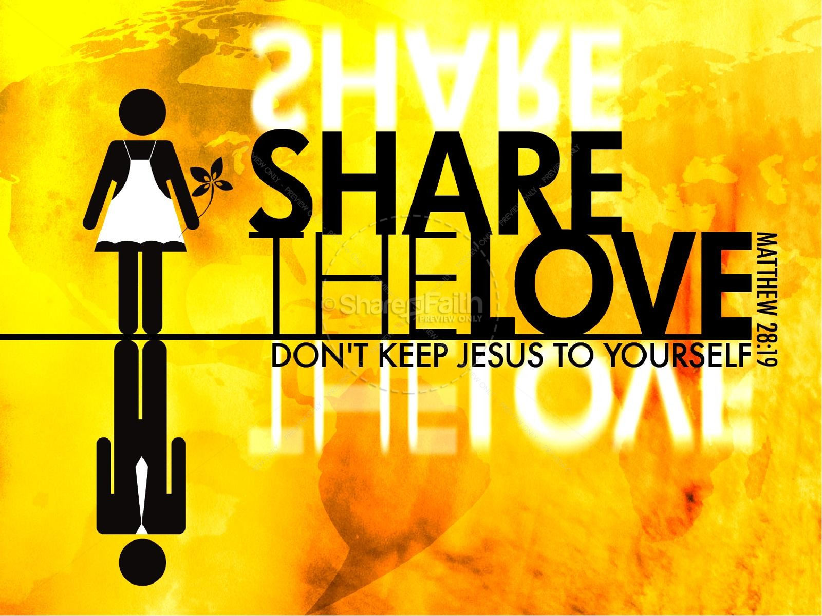 Share the Love PowerPoint