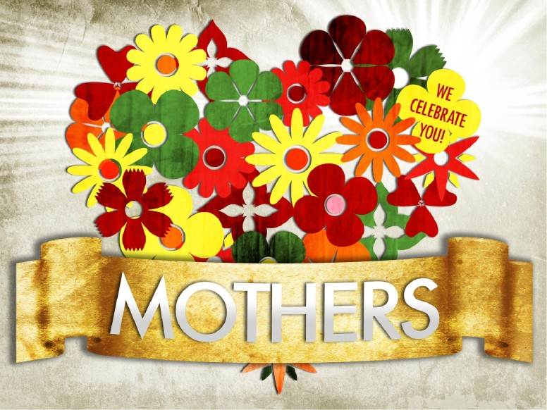 Mother's Day Bouquet PowerPoint