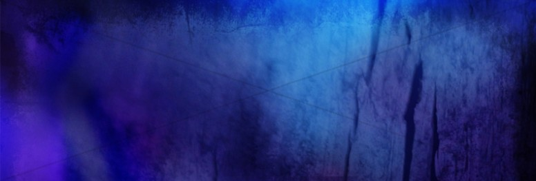 Blue Backdrop Website Banner