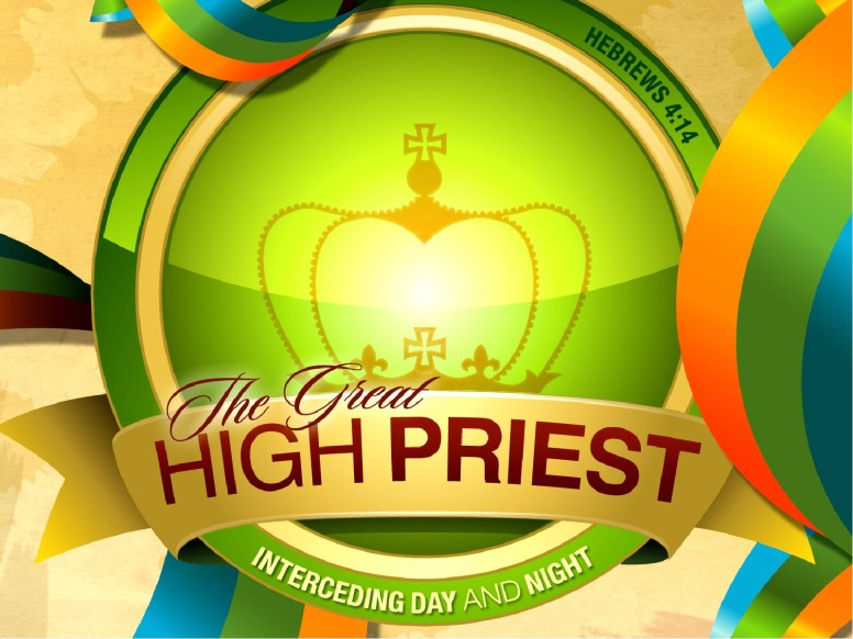 The Great High Priest PowerPoint