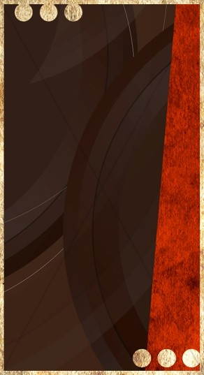 Brown and Red Website Sidebar