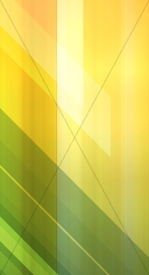 Yellow Green Website Sidebar