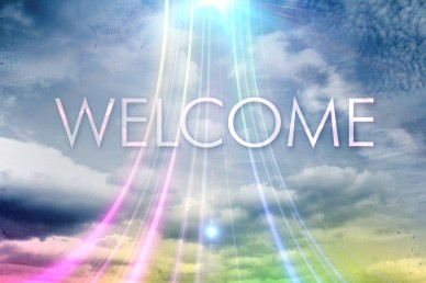 Rainbow Welcome Video