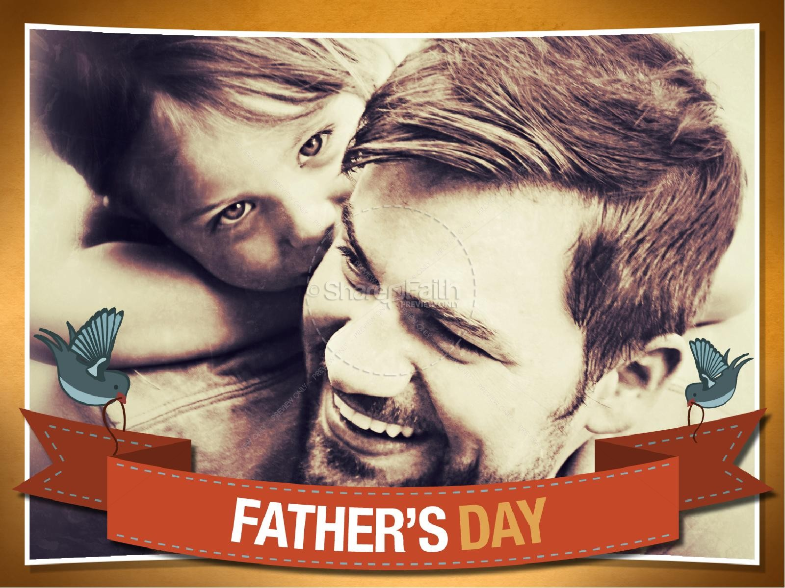 Father's Day Love PowerPoint
