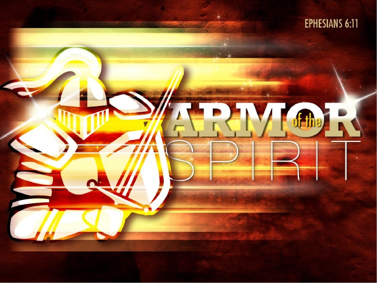Armor of the Spirit PowerPoint