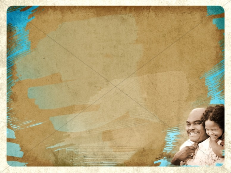 Father's Day Honor Worship Background