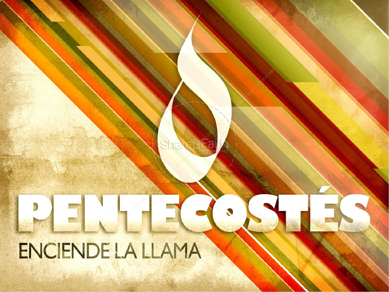 Pentecostes PowerPoint  | slide 1