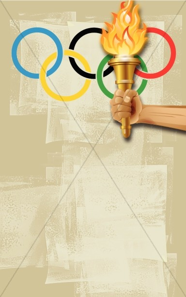 Olympics Church Bulletin