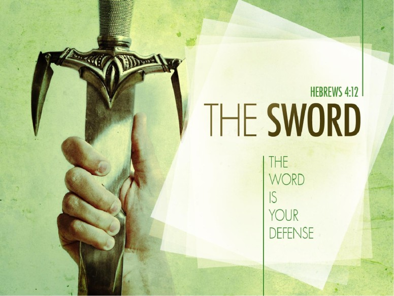 The Sword PowerPoint Sermon