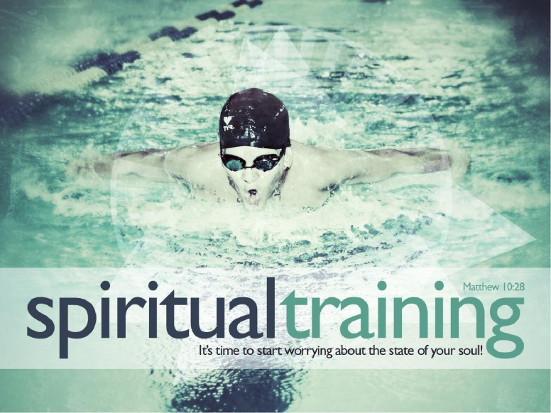 Spiritual Training PowerPoint