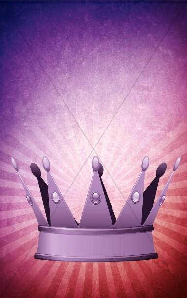King of My Heart Church Bulletin