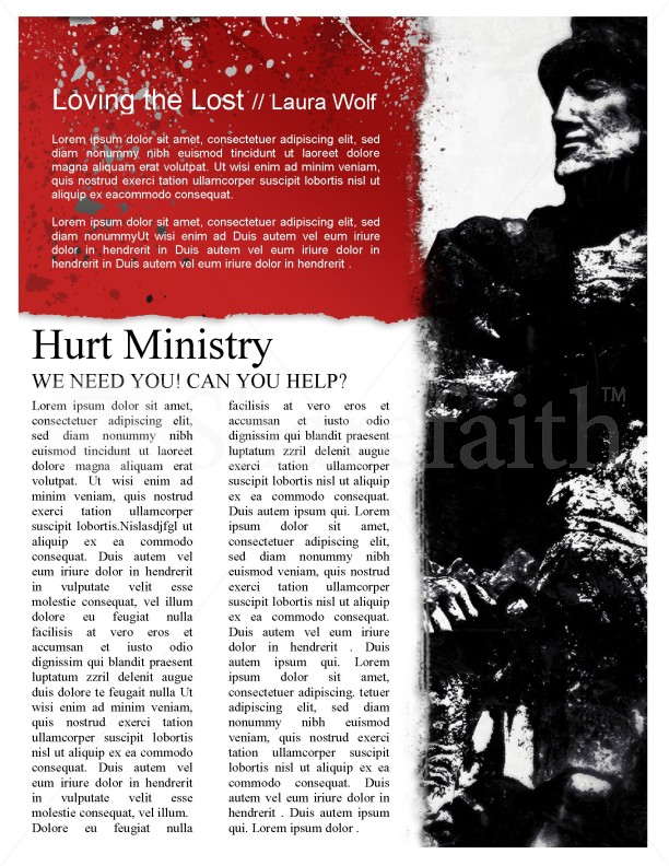 Facing the Giants Church Newsletter | page 3